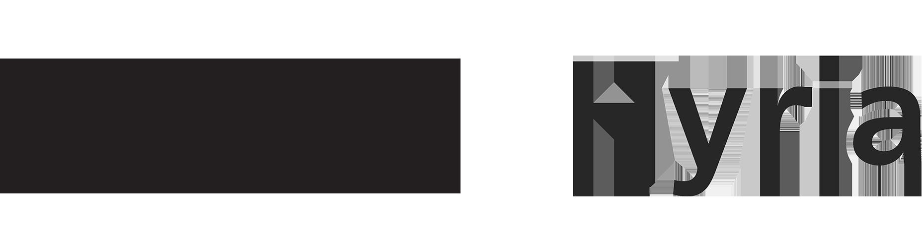 HAMKin ja Hyrian logot