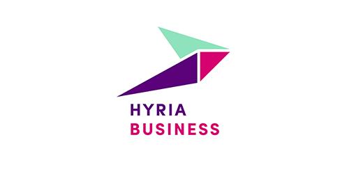 Hyria Business -logo