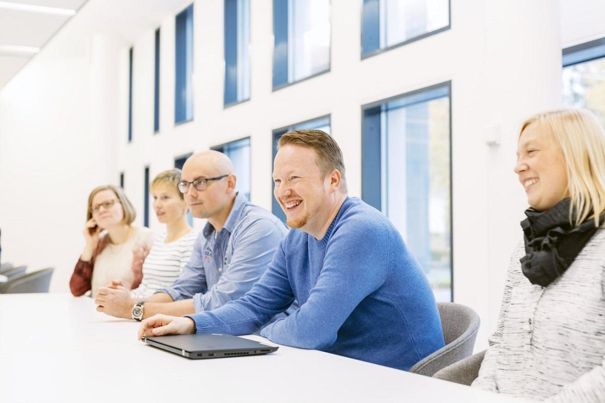 Hämeen ammattikorkeakoulu on monipuolinen yhteistyökumppani yrityksesi kehittämisessä.